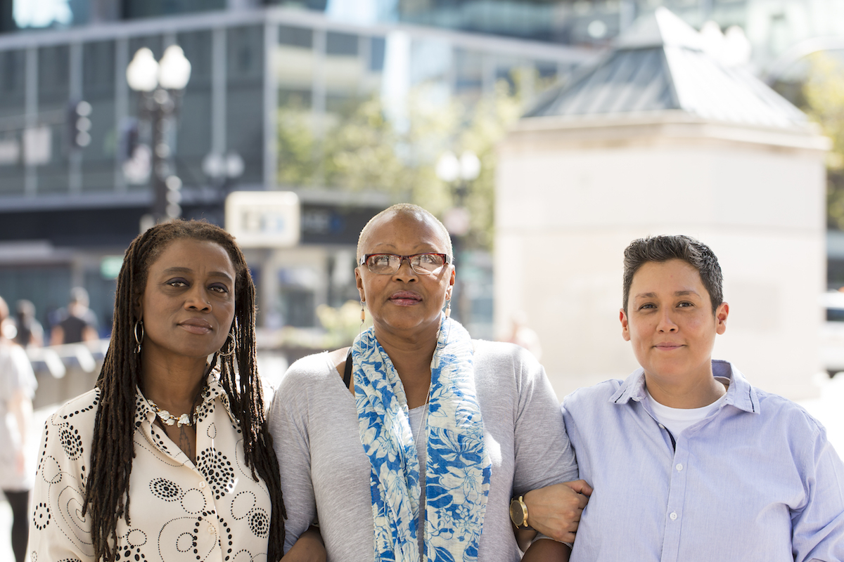 Advancing Gender Justice Banner